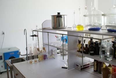 实验室无菌消毒