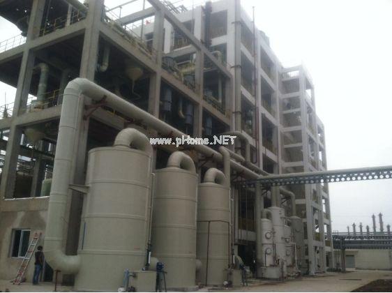 污水废气处理-宁化行洛坑钨矿有限公司